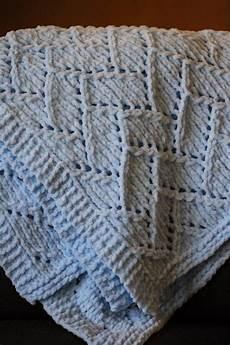 bulky yarn baby blanket knitting patterns knitting bee
