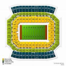 Citrus Bowl 2019 Seating Chart Citrus Bowl Seat View Brokeasshome Com