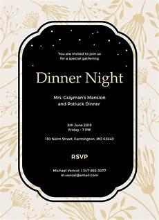 Dinner Invites Templates Free 8 Dinner Invitation Card Templates Psd Ai Vector Eps