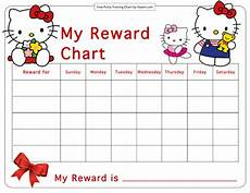 Hello Kitty Potty Training Chart Free Potty Training Printables Simply Sweet Home