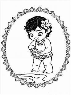 Vaiana Malvorlagen Vaiana Moana Malvorlagen F 252 R Kinder 9