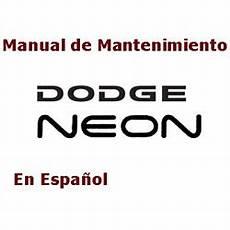 Manual De Mantenimiento Neon
