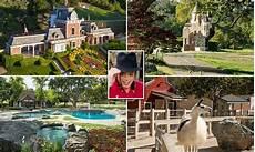 casa di michael jackson neverland in saldo il prezzo della casa degli orrori di