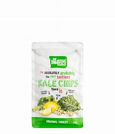 Kale Chips Cheezy Original 40gr By Rawlicious Midway