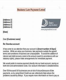 Late Payment Letter Sample 11 Late Payment Letter Templates Word Google Docs