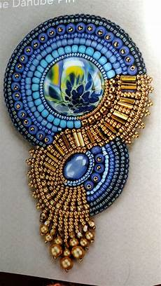 bead embroidery jewelry projects design construction