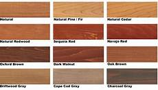 Natural Wood Colors Chart Uv Plus Deck Stain Wood Stain Messmer S