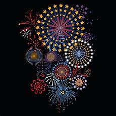 Cool Firework Designs 5 Vector Brilliant Fireworks Free Vector Graphics All