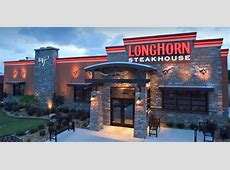 Better than Texas Roadhouse   Review of LongHorn