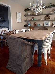 dining table makeovers