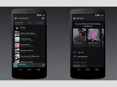Spotify for Android app update brings a new user interface
