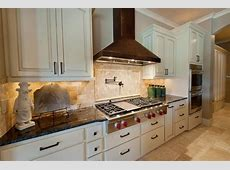 Stone 2011 Tour House Travertine   Traditional   Kitchen   Portland   by DirectSource Floors