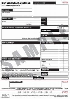 Maintenance Job Card Template A Sample Job Card Bike Shop Bicycle Shop Shop Interiors