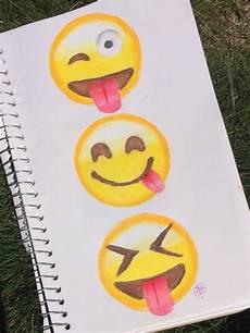 Easy Emoji Art Emoji Drawing By Draws On Instagram Emoji Drawing