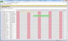 Google Attendance Tracker Employee Attendance Tracker Excel Template Google Search