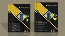 Company Profile Template For Interior Design How To Design Company Profile Template Photoshop