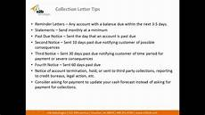 Collection Letter Samples Templates How To Create Effective Collection Letter Templates And