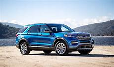 2020 ford lineup 2020 ford explorer lineup adds 400 hp st variant and