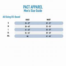Pact Size Chart Pact Organic Cotton Essential Zip Hoodie Zappos Com