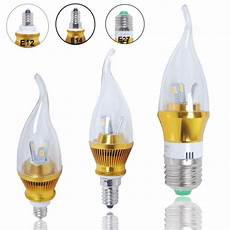 E10 Candle Light Bulbs E26 27 E12 E14 B15 Led Chandelier Candle Light Bulbs Sharp