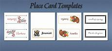 Free Place Card Templates 6 Per Page Free Place Card Templates