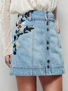 embroidery denim clothes with embroidery the of summer adoreness