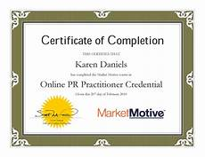 Certificate Of Successful Completion Claim Your Write To Success