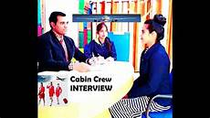 Flight Attendant Tips For Interviews Cabin Crew Job Air Hostess Interview Questions And