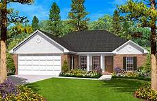 split bedroom ranch home plan 11700hz architectural