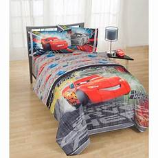 Disney Cars Bedroom Set Disney Pixar Cars Sheet Set Walmart