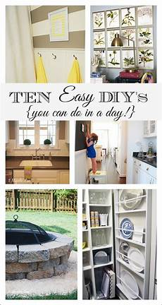 10 easy decor diy projects you can do in a day or less