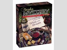 The Best Wine Gifts: Murder Mystery Party: A Taste for