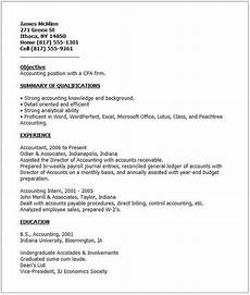 How Resume Should Look What Should A Resume Look Like