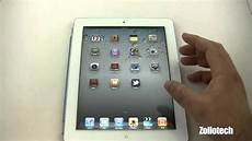 Ipad Features Ipad 2 New Features Youtube