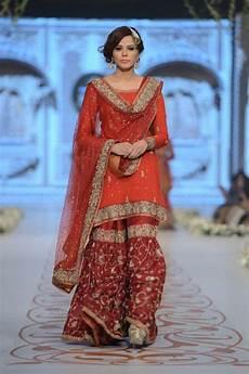 Indian Designs For Women Bridal Sharara Designs For Indian Amp Pakistani Women