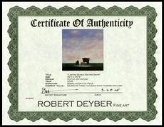 Make A Certificate Of Authenticity Modern Certificate Border Joy Studio Design Gallery