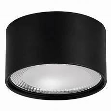 Surface Can Light Matt Black Led Surface Mounted Downlight Online Lighting