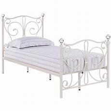 metal bed frame bedstead single kingsize 3ft 4ft6