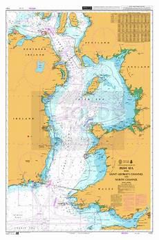 Sea Charts Ireland Admiralty Chart 1121 Irish Sea With Saint George S