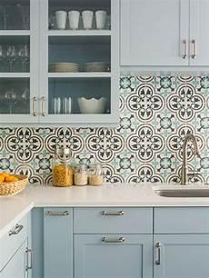 kitchen backsplash tiles ideas pictures design inspiration encaustic tile backsplash gem cabinets