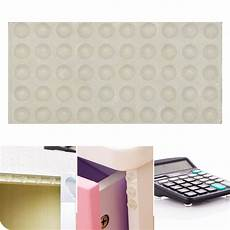 50pcs self adhesive silicone bumper dots cabinet