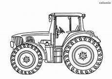 Malvorlagen Traktor Tractors Coloring Pages 187 Free Printable 187 Tractor
