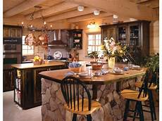 design your own kitchen island design your own kitchen island country log home kitchen