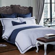 hotel luxury white bedding sets bed sheets satin cotton