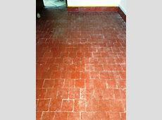 Removing Carpet Glue from Quarry Tiles in Banbury ? Tile Cleaners   Tile Cleaning