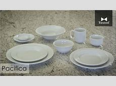 Tuxton China Pacifica Collection   YouTube