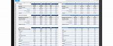 Marketing Spreadsheet Template The Best Marketer Analytics Kpi Spreadsheet Template