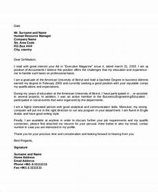 Cover Letter Email Template Cover Letter Template 17 Free Word Pdf Documents