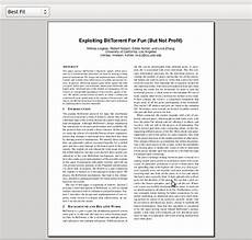 Two Column Template Word Two Column Paper Layout A Class Apart