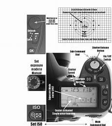 Nikon D80 Light Meter D80 Spot Metering Diagram Nikon D80 Spot Metering